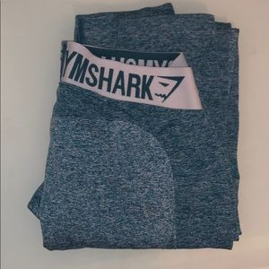 Gymshark Flex Leggings- Deep Teal